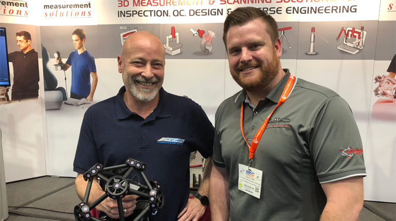 Measurement Solutions Wins Orders at MACH 2018