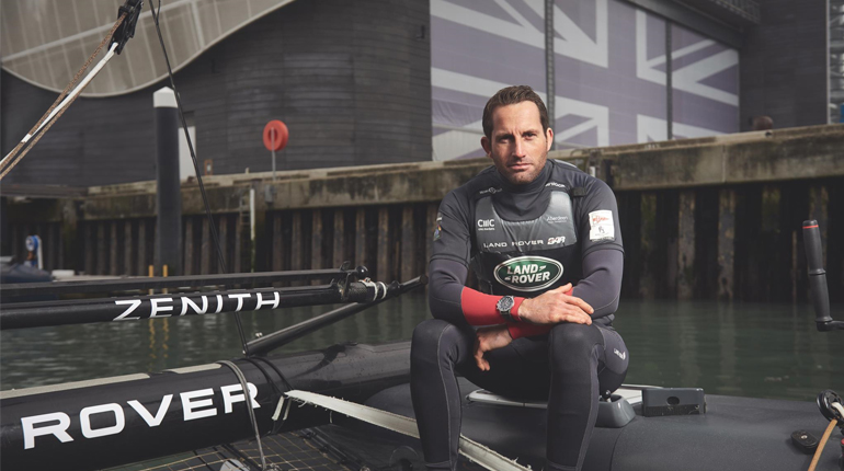 Excitement builds as Olympic legend Sir Ben Ainsile prepares to officially open MACH 2018